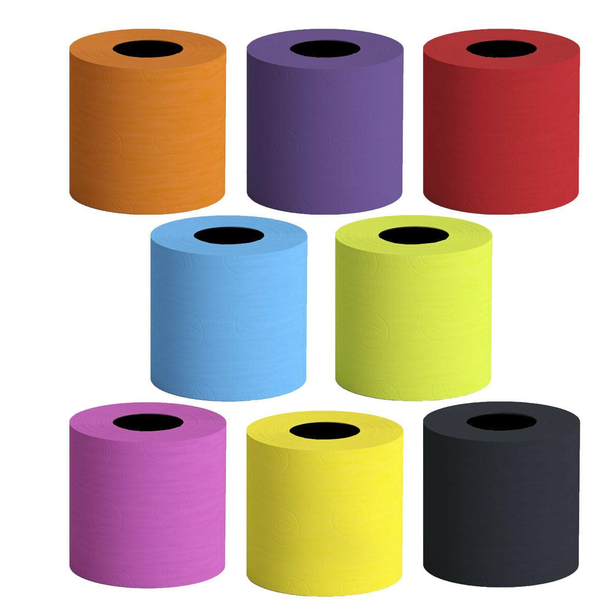 Luxury Scented Paper 6 Rolls 3-Ply Bath