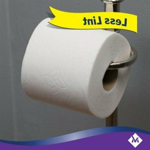 Member's Soft and Strong Bath Tissue, 2-Ply Large Roll Toilet