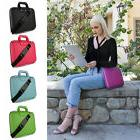 "Men Women Laptop Briefcase Attache Messenger Bag for 13.3""Ap"