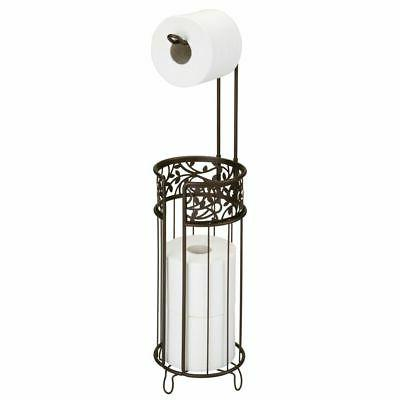 metal freestanding toilet paper roll