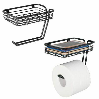 metal wall mount toilet tissue paper roll