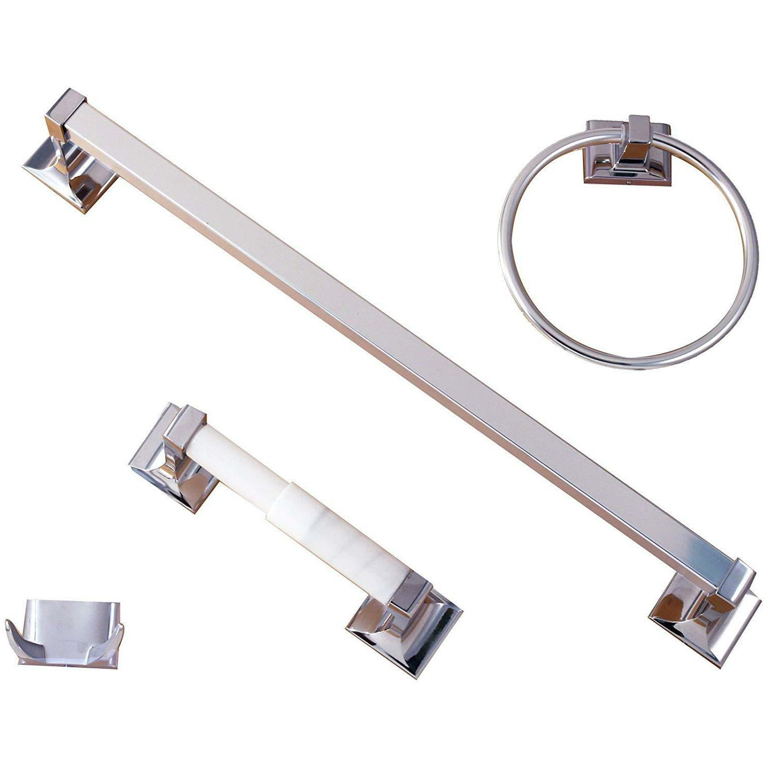 Modern Bath Accessories Towel Ring Paper