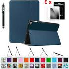 Multi-Angle View Folio Case Cover For iPad 2017 9.7'', iPad