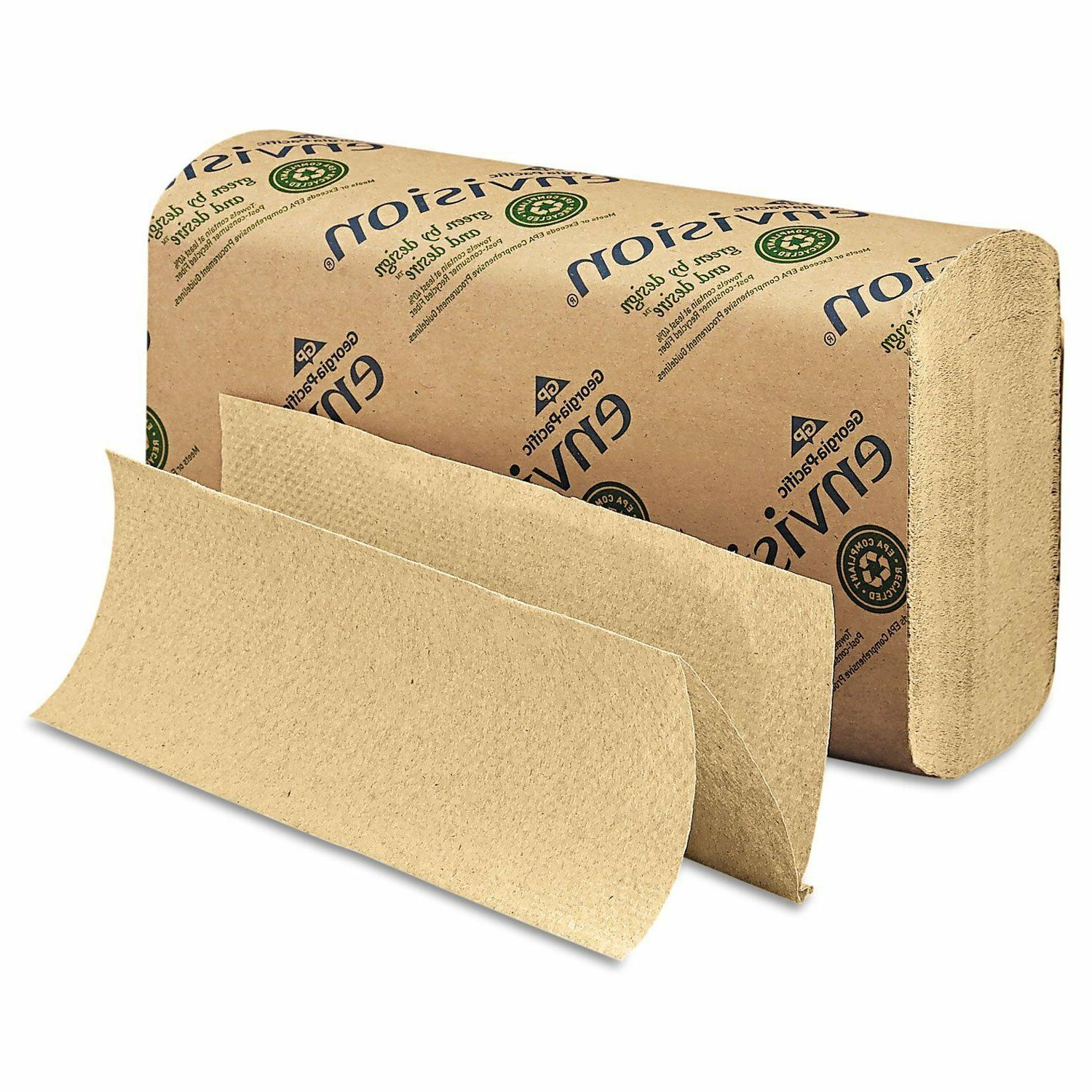Georgia Pacific Envision MultiFold Paper Towel, 250 CT. Pack