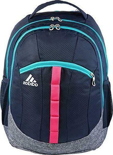 navy blue grey school backpack stratton backpack