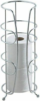neo standing toilet paper holder