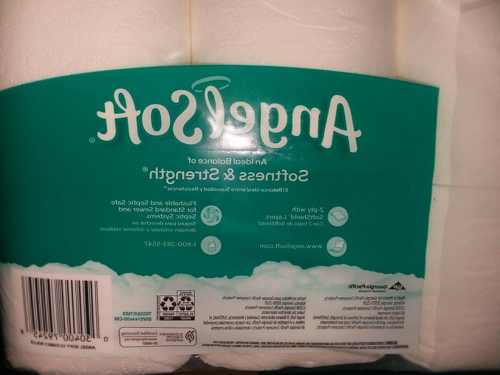 New pack toilet paper