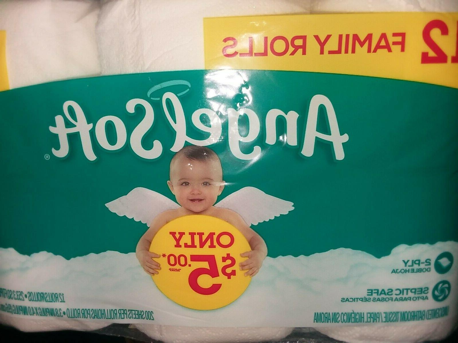new 12 pack of toilet paper