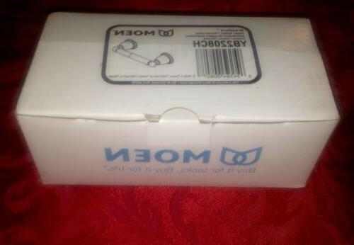 New! Moen Brantford Post Toilet Paper in YB2208CH