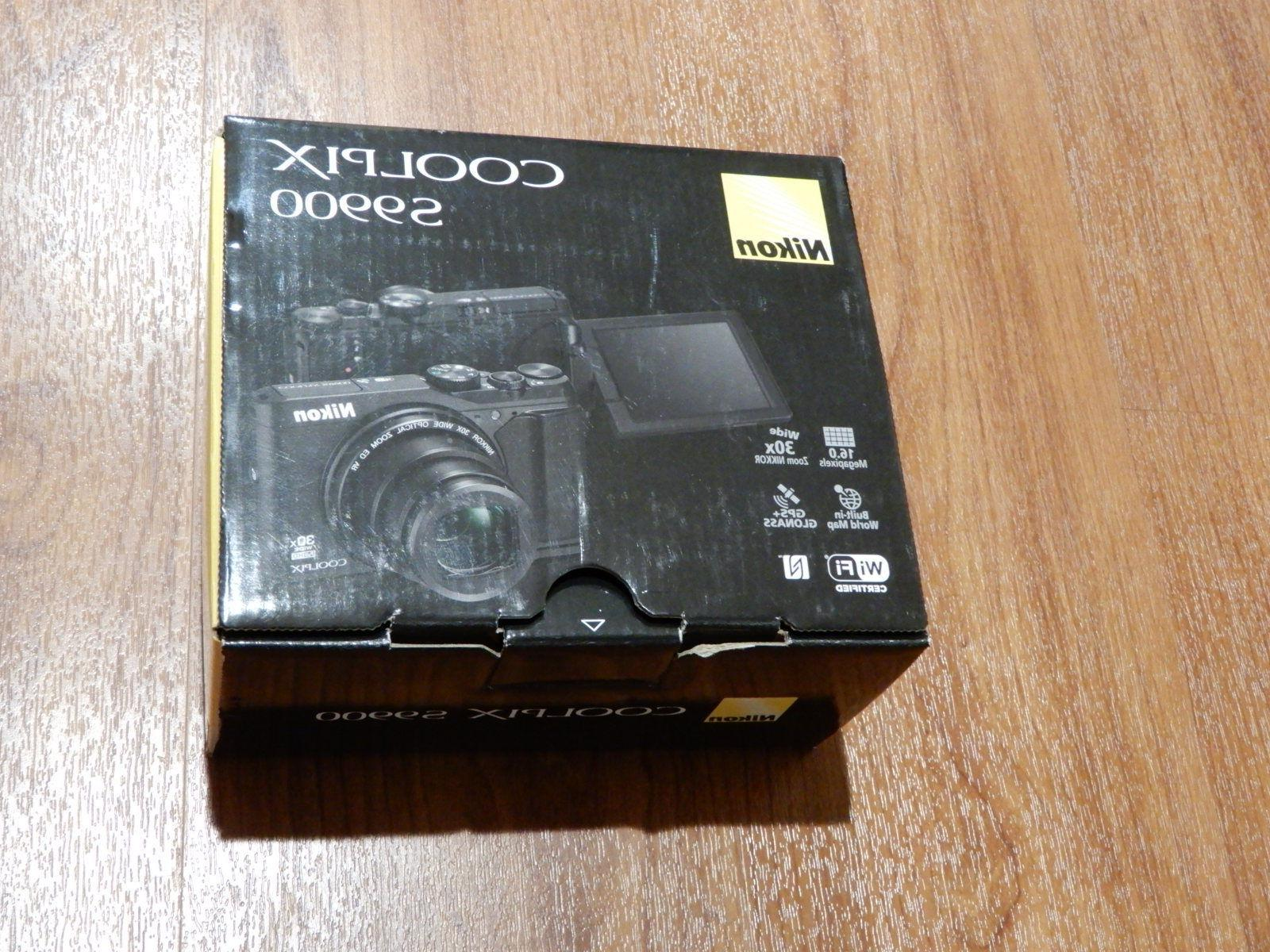 new in open box coolpix s9900 16