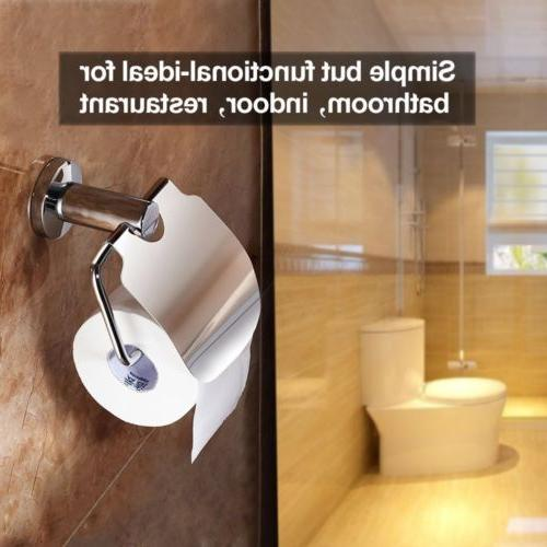 NEW Tissue Toilet Paper Stainless Steel