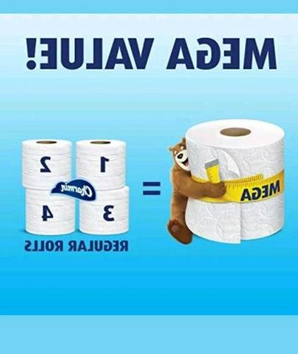 NEW Charmin Ultra Toilet Paper Roll 24