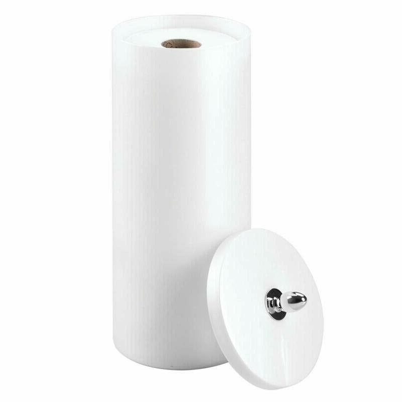 orb free standing toilet paper holder spare