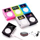 Portable Mini USB Digital MP3 Player LCD Screen Support 32GB