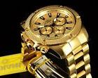 Invicta Pro Diver 48MM ALL GOLD Master Of The Ocean Chronogr