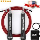 "PRO Jump Rope Speed 2 x 10"" Adjustable Steel Wire YOGA BOXIN"