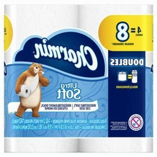 procter and gamble charmin ultra soft toilet