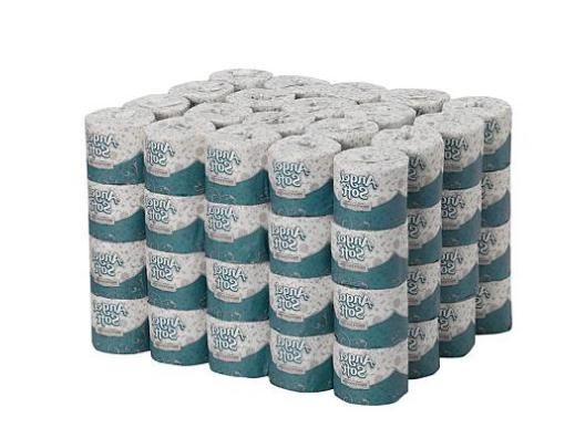 professional series 2 ply toilet paper 450