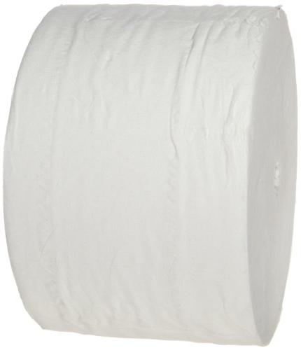"Angel Compact Length, 3.85"" Width, 5.75"" Roll Diameter Coreless Capacity 2-Ply Premium Tissue"