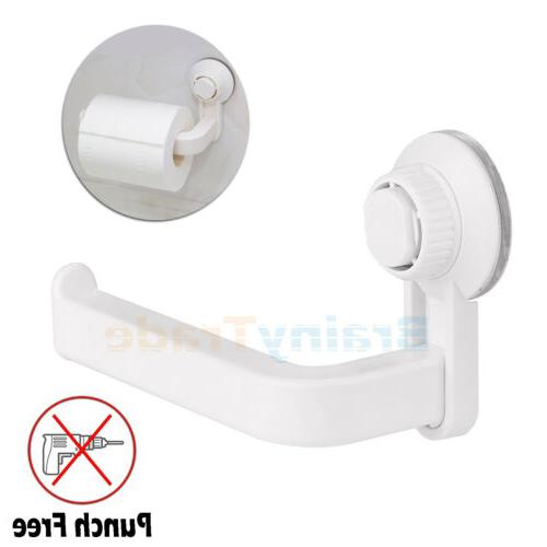 Punch Paper Roll Suction Cup Bathroom Kitchen