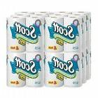 Scott Rapid Dissolve Bath Tissue, 4 Count , New, Free Shippi