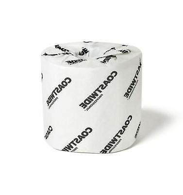 COASTWIDE 2-Ply Standard Toilet Paper