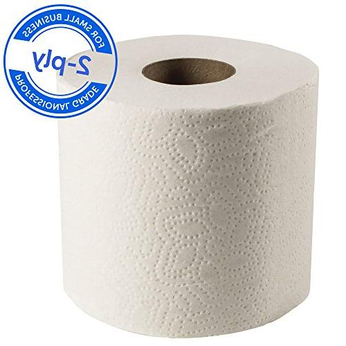 Scott Essential Recycled Bulk Paper for Business , 2-PLY 80 506 Roll