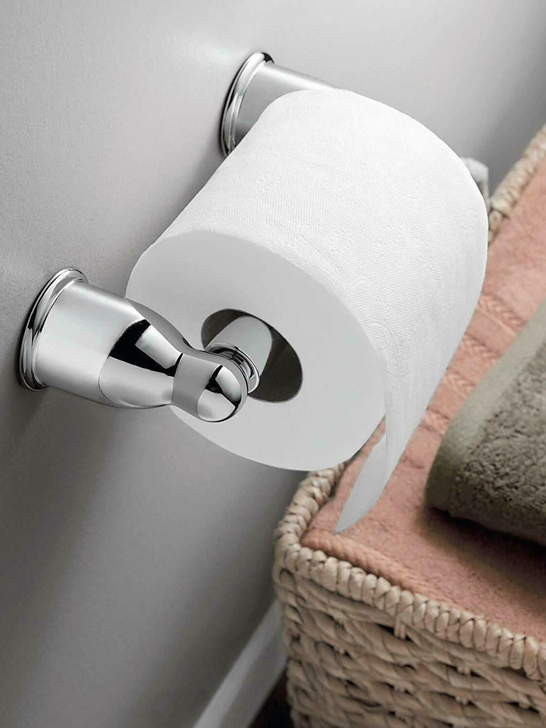 Satin Finish Toilet Paper Toilet Holder Corrosion