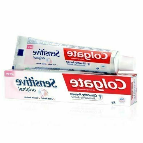 Colgate Sensitive Toothpaste 40g Free Shipping