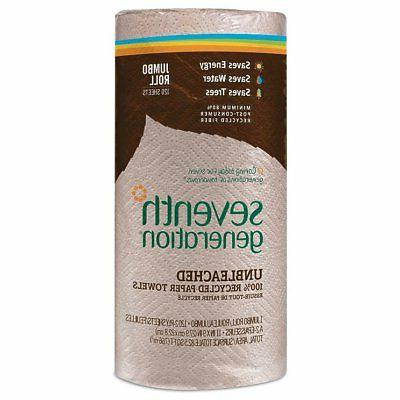 Seventh Generation Recycled Paper Towel 1Roll
