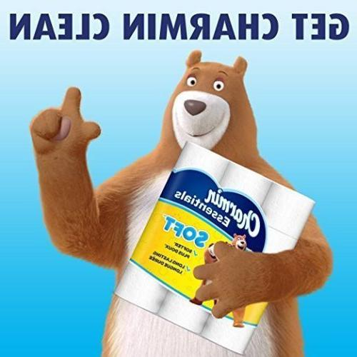 Charmin Paper, Roll, 24 Counts