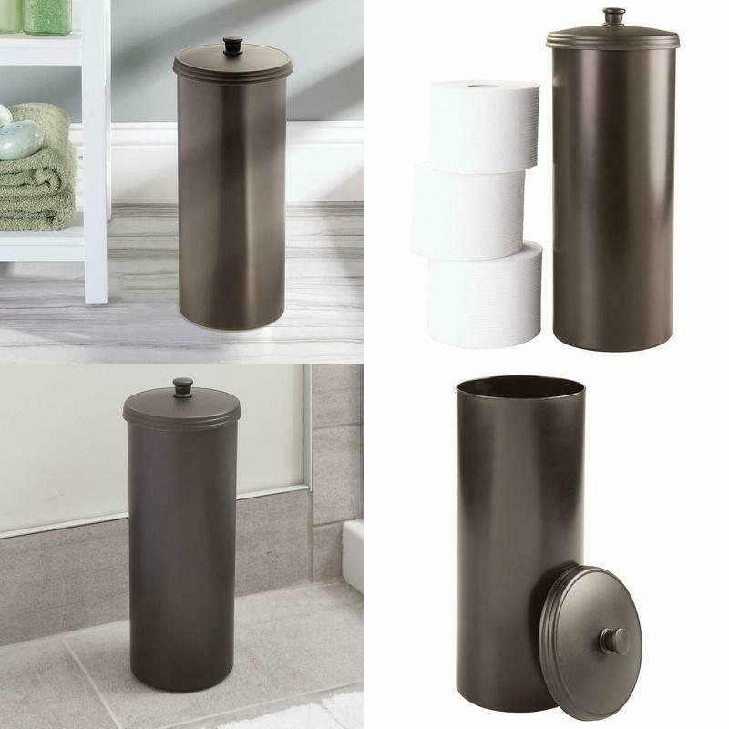 Standing Toilet Storage Container NEW