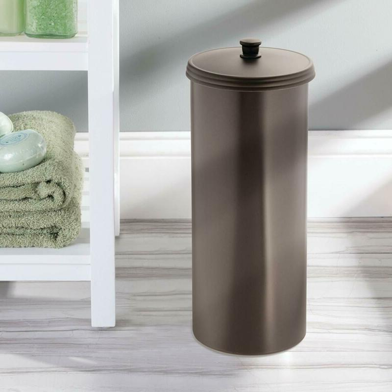 Standing Storage Home Bathroom Container Canister