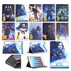 Star Wars Folio Leather Magnetic Stand Case Cover For iPad 2