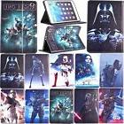 Star Wars Smart Flip Leather Case Cover Stand For iPad 2 3 4