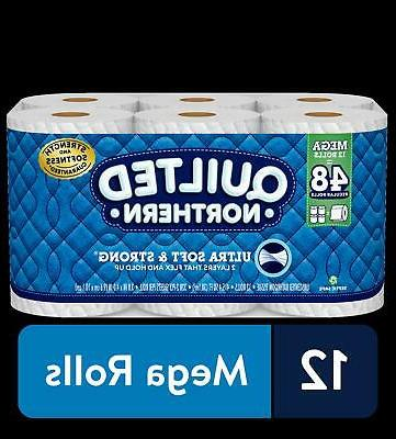 toilet paper ultra soft and strong 12