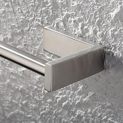 Kes 304 Stainless Steel Toilet Dispenser Wall Mount Finish,