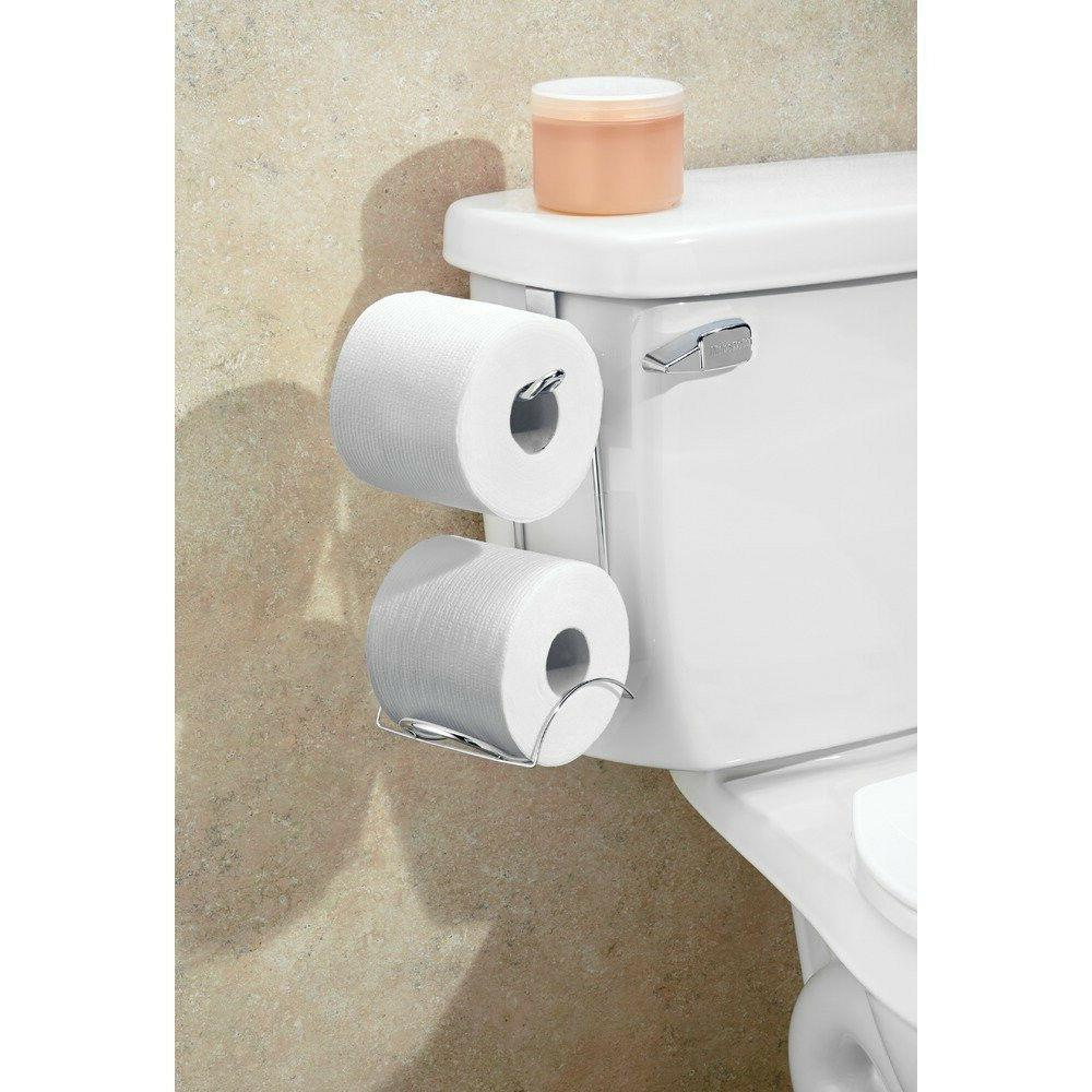 Tank Mounted Toilet Paper Roll Hanging