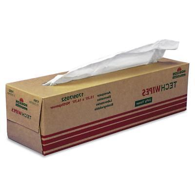 Skilcraft Techwipes Biodegradable Electronics Tissue 3-Ply 1