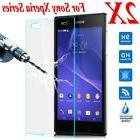 TEMPERED GLASS SCREEN PROTECTOR COVER FOR SONY XPERIA EXPERI