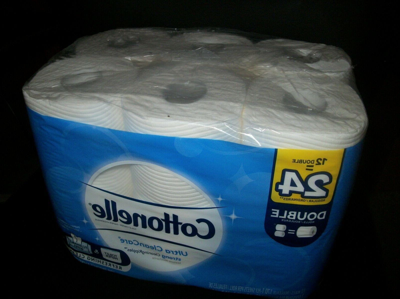 Cottonelle Doubles FAST SHIPPING