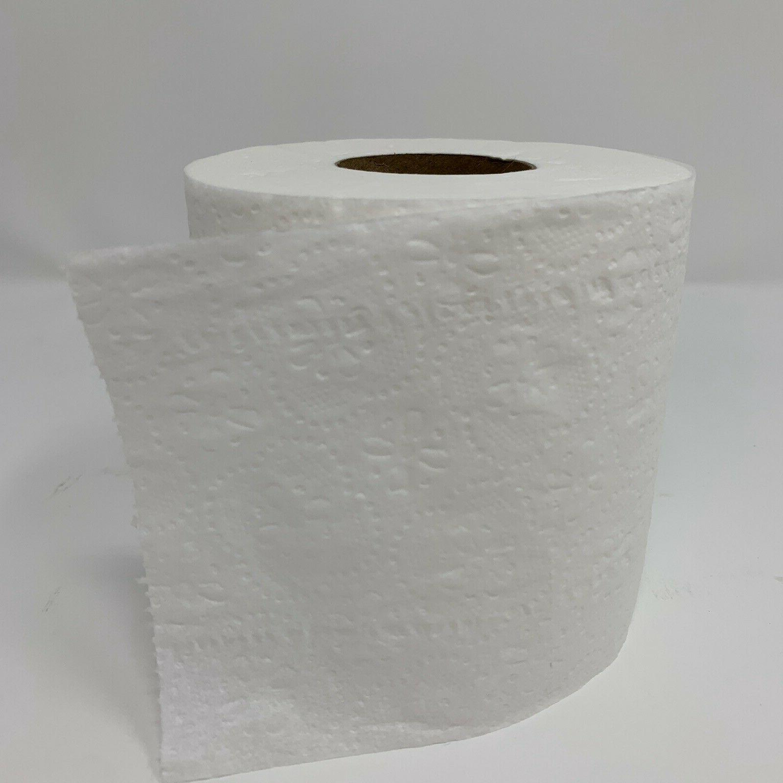 Toilet Paper Tissue 5 Rolls - Extra Soft 2 Ply FAST SHIPPING