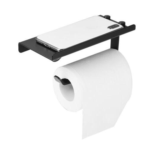 Paper Towel Holder Toilet Kitchen Bathroom Wall Mounted Pape