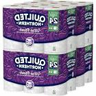 Toilet Paper Quilted Northern Ultra Plush Bath Tissue 48 Dou
