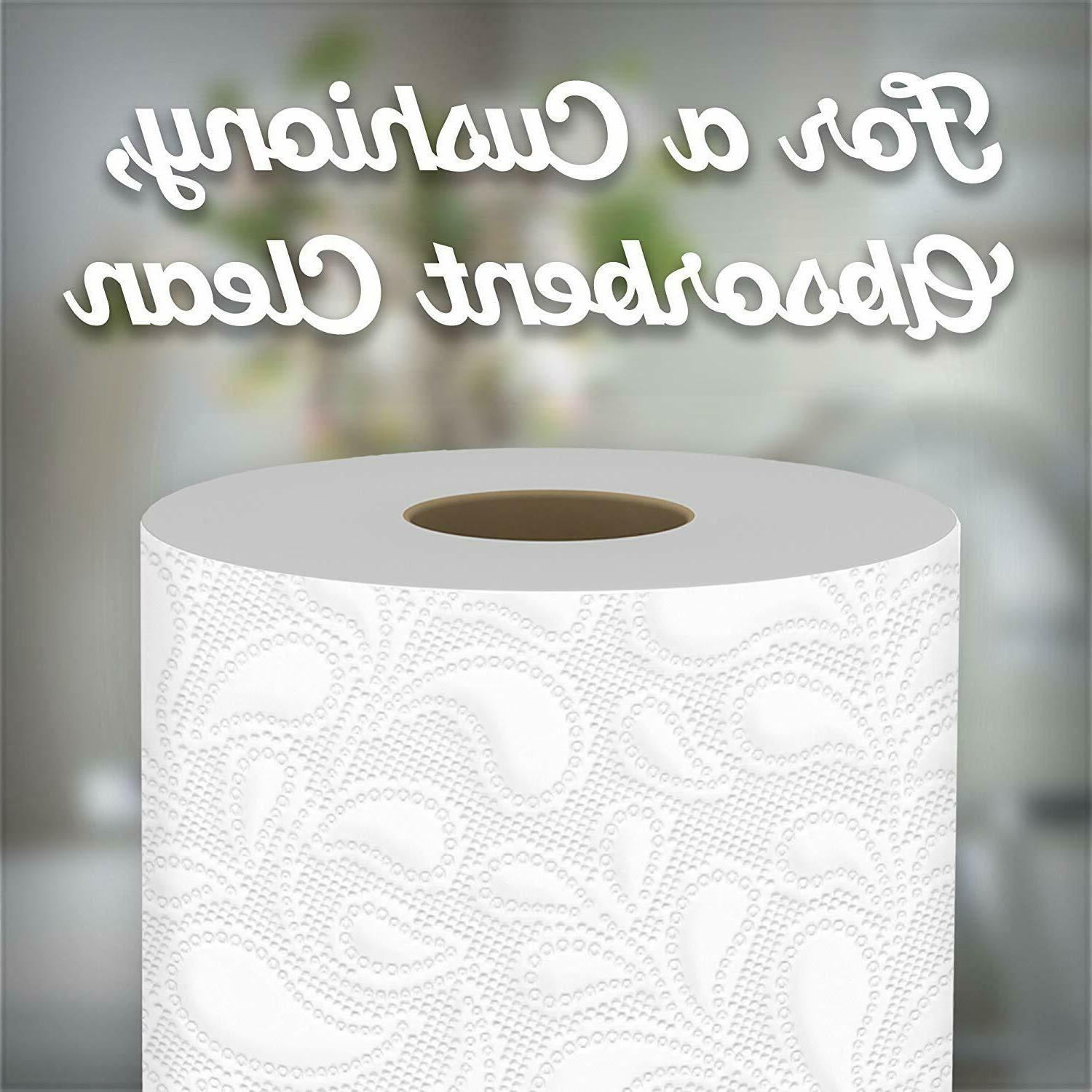Quilted Northern Toilet 24 Rolls, 319 3-Ply Per