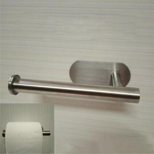 Toilet Roll Self Adhesive Paper Holder Wall