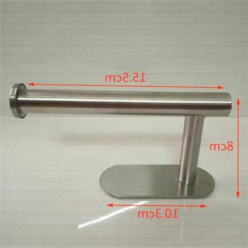 Toilet Roll Holder Adhesive Toilet For On Wall