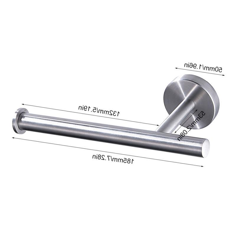 Toilet Roll Stainless Steel Storage