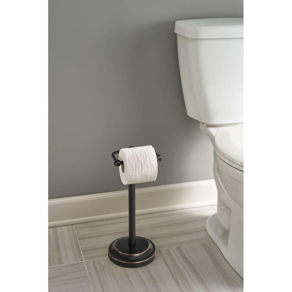 Delta Toilet Tissue Paper Roll Standing Bath Bathroom
