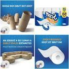 Scott Tube-Free Toilet Paper, 24 Family Rolls, Bath Tissue